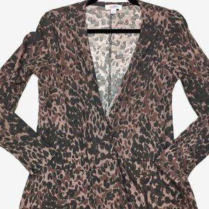 Lularoe Pink Leopard Sarah